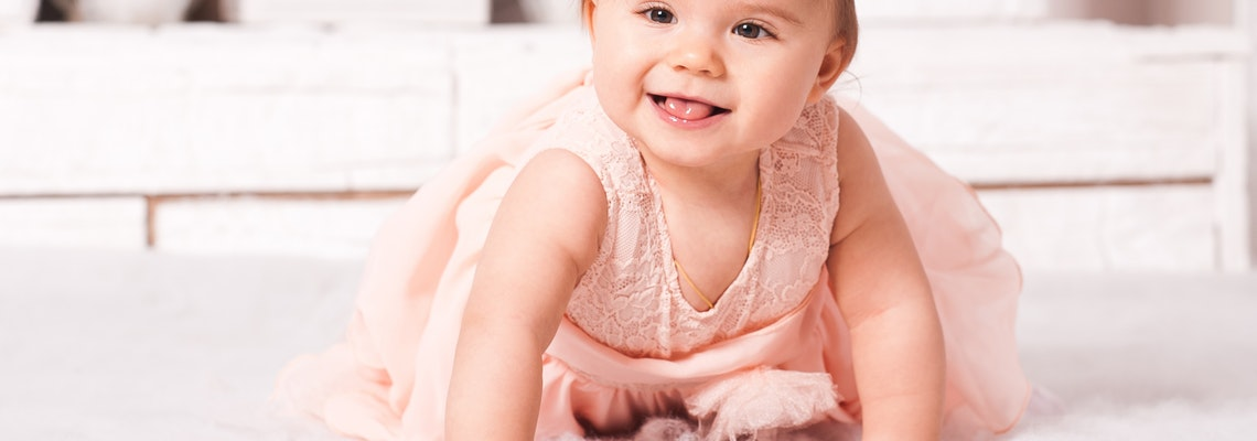 robe de naissance
