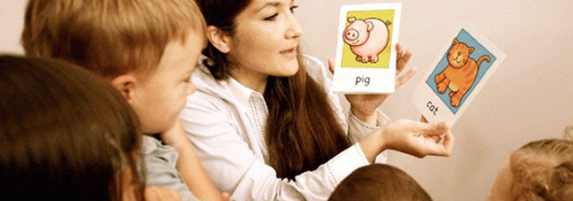 le babysitting bilingue anglais